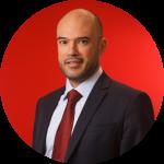 Luciano Bordon, Sócio de Governança da empresa